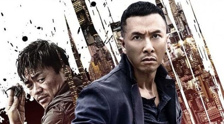 Donnie Yen in Kung Fu Jungle Poster Photo