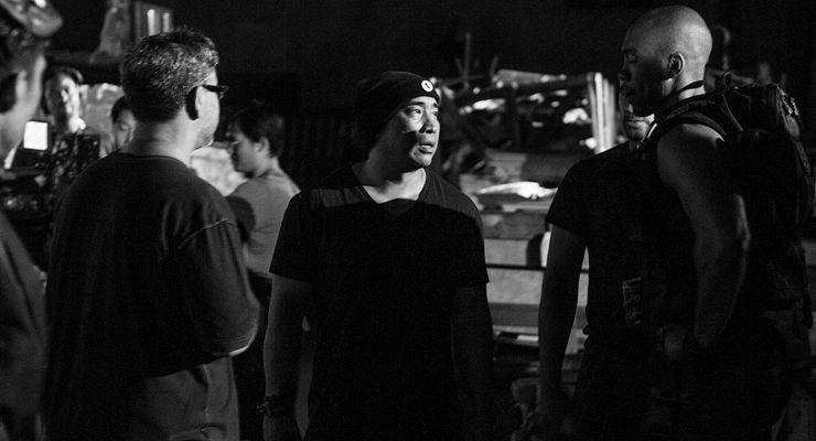 Ron Yuan action director, fight choregrapher, stunt coordinator on Black Salt Short