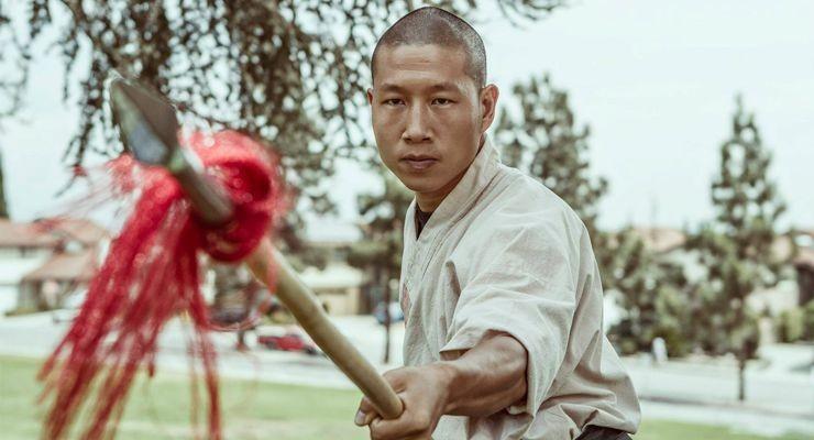 Xj Wang Monk Sing Black Salt Short