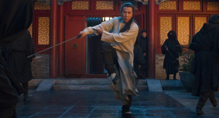 Donnie Yen in Crouching Tiger Hidden Dragon 2 - The Green Destiny (2015) Movie