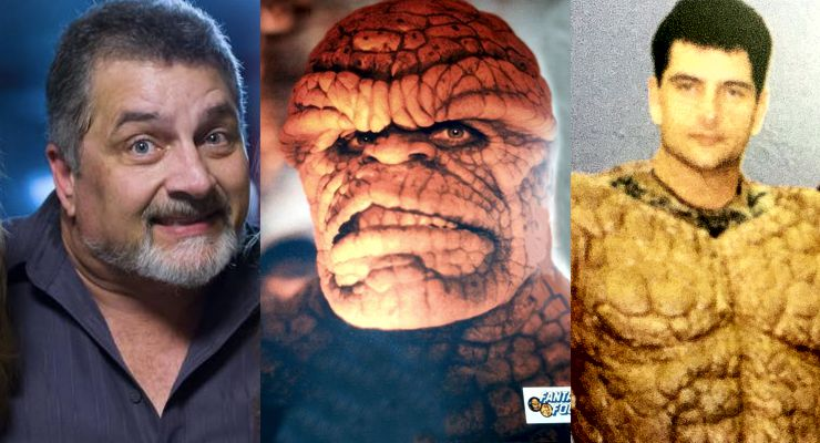 Carl Ciarfalio as Thing in Fantastic Four