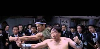 Chi-Ling Chiu in Kung fu Hustl