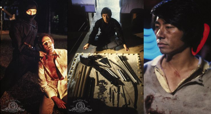 Sho Kosugi Revenge of the Ninja