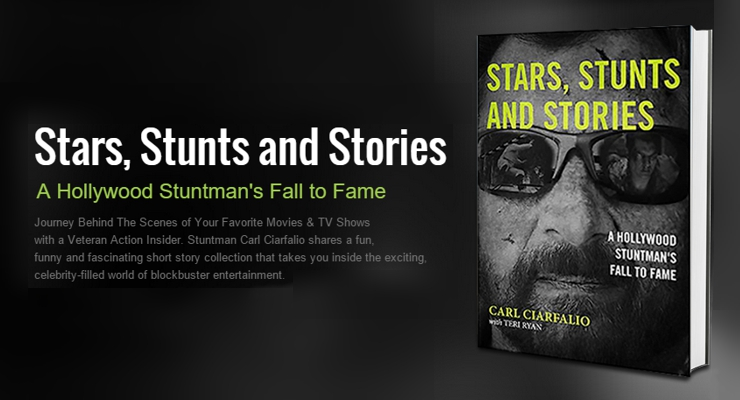 Stars, Stunts and Stories: One Man's Fall to Fame