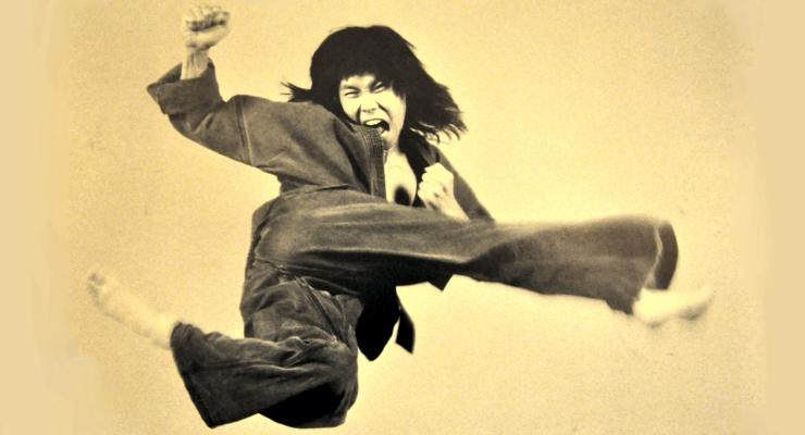Steven Ho 540 Kick