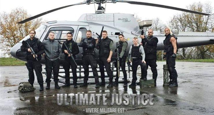 Ultimate Justice