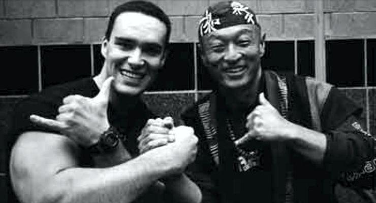 Alexander Nevsky and Cary-Hiroyuki Tagawa