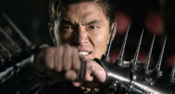 Rick Yune iin Man with the Iron Fists