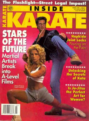 Michael Worth Inside Karate