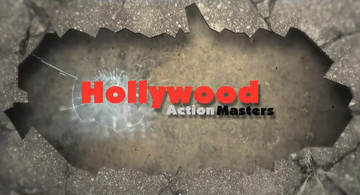 Hollywood Action Masters - Sophia Crawford