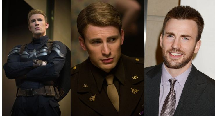 People's Choice Awards: Chris Evans