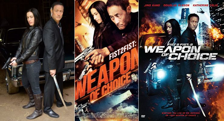 Fist 2 Fist: Weapon of Choice (2014)