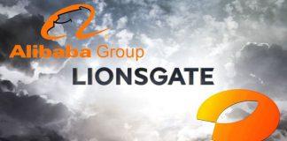 Lionsgate, Alibaba and Hunan TV
