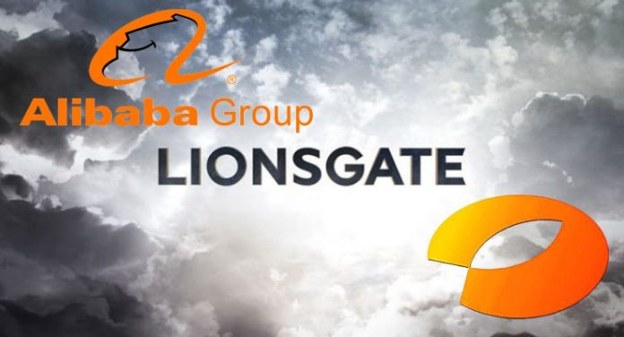 Lionsgate, Alibaba and Hunan TV