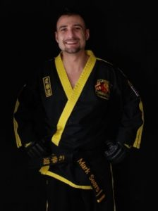 Chief Instructor Mark Sears