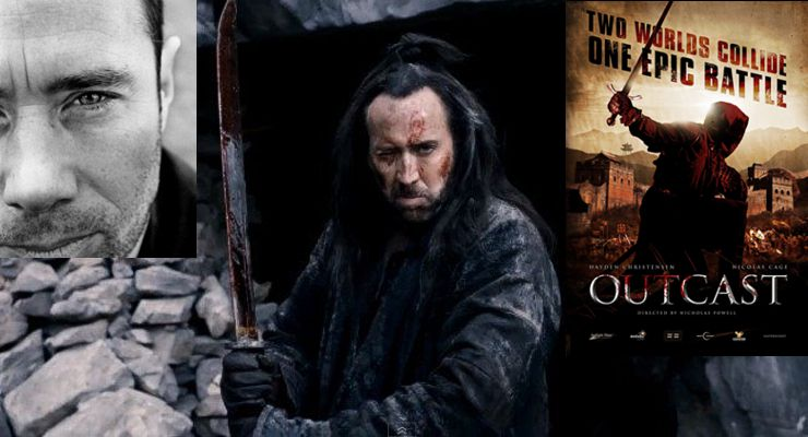Nick Powell Outcast (2014) starring Nicholas Cage