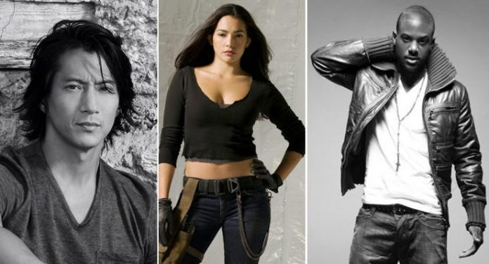 NBC's Warrior Stars