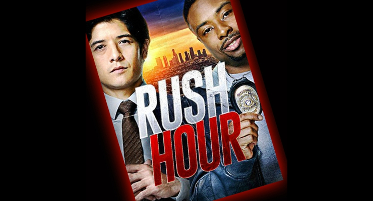 CBS Rush Hour TV Series