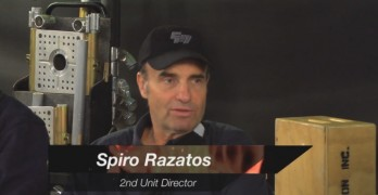 Interview with Furious 7 Spiro Razatos