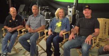 Exclusive With Furious 7 Stunt Team