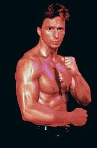 Jeff Wincott Martial Artist