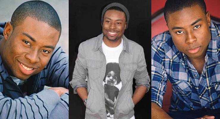 Justin Hires of Rush Hour TV Series
