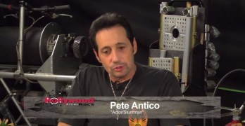 Interviews with Pete Antico
