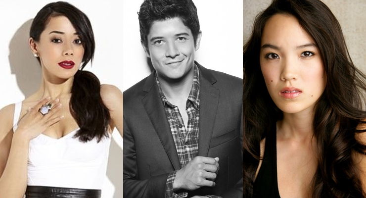 CBS Rush Hour TV Series Cast