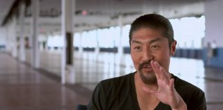 Brian Tee of Teenage Mutant Ninja Turtles Interview