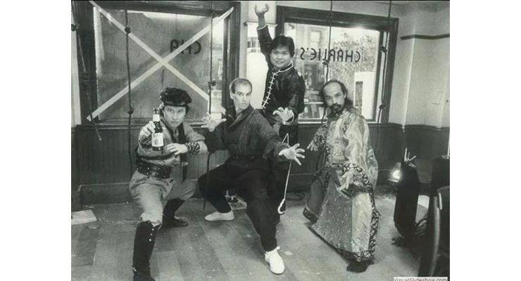 Miller Lite James Lew, Steven Lambert, Douglas Wong, Albert Leong