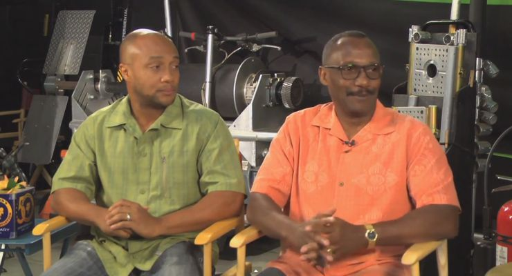 Hollywood Action Masters: Greg and Kofi Elam