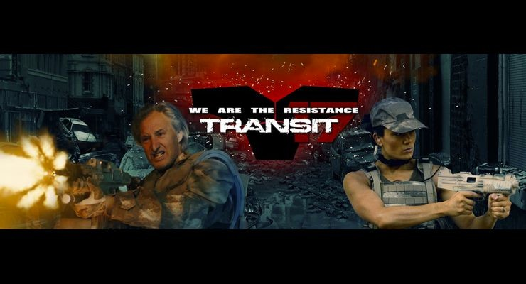 Transit 17, A Sci-fi Action Horror Film