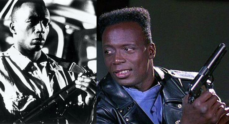 Billy Blanks in Movies