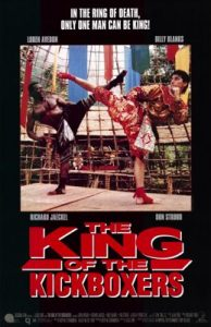 The King of the Kickboxers (1990) Poster