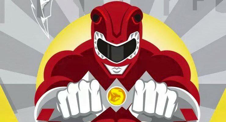 Austin St. John Red Power Ranger Jason Scott Lee