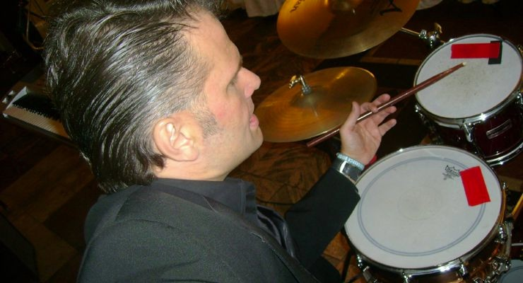 Tommy Bayiokos Drummer
