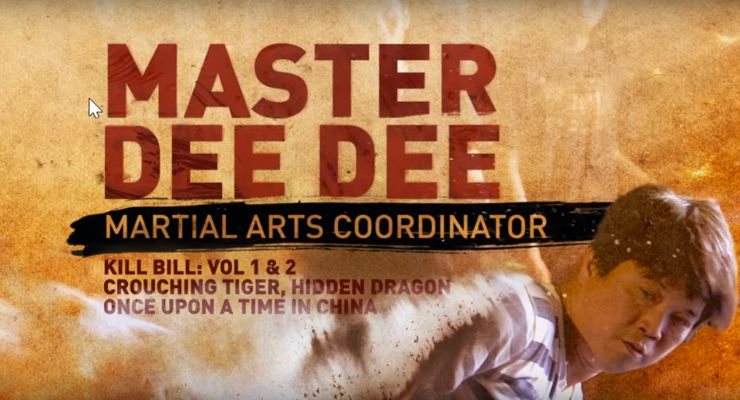 Master Dee Dee Ku Puts the Fight in Into the Badlands