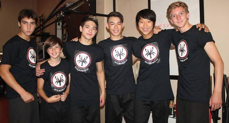 Beverly Hills Scorpion Tam in Underdog Kids