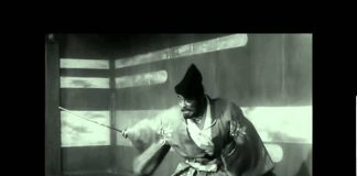 TOSHIRO MIFUNE: Actions speak louder than words