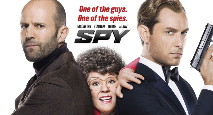SPY (2015) opens on June 5, 2015