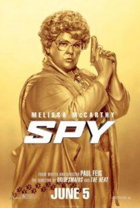 SPY (2015) Poster