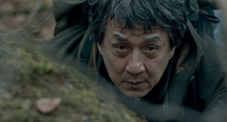 Jackie Chan in The Foreigner (2017)