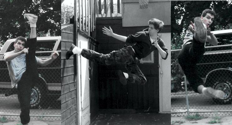John Alfieri Martial Arts