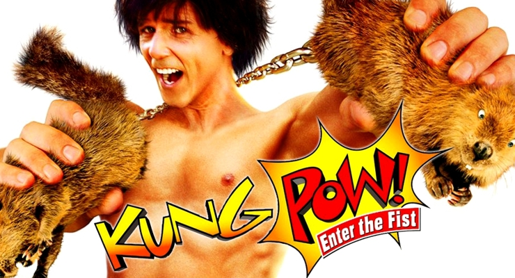 Kung Pow 2 Tongue of Fury
