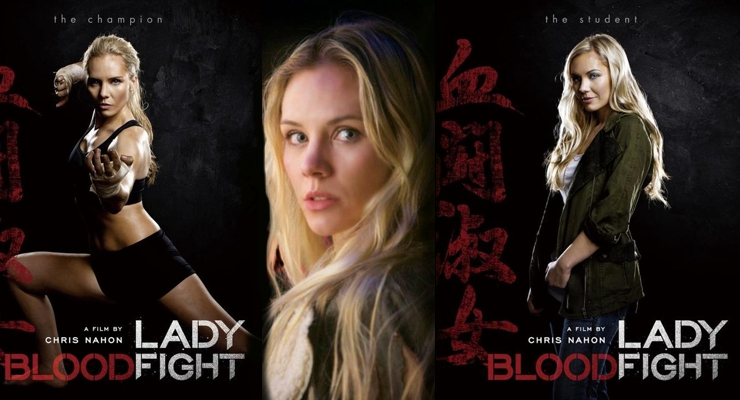 Lady Bloodfight (2015)