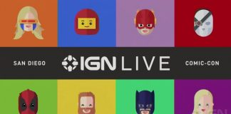 San Diego IGN Live at Comic-Con