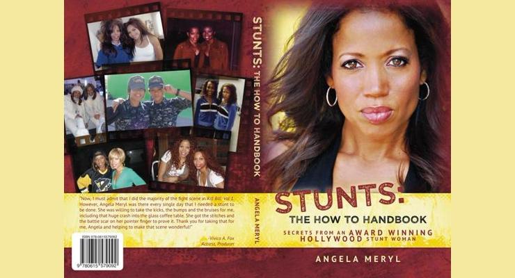 Stunts: The How To Handbook by Angela Meryl