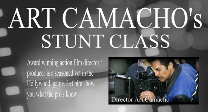 Art Camacho Stunt Class