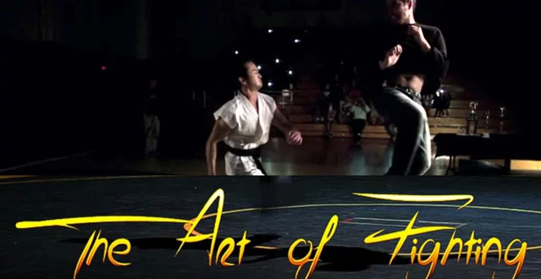 The Art of Fighting Film