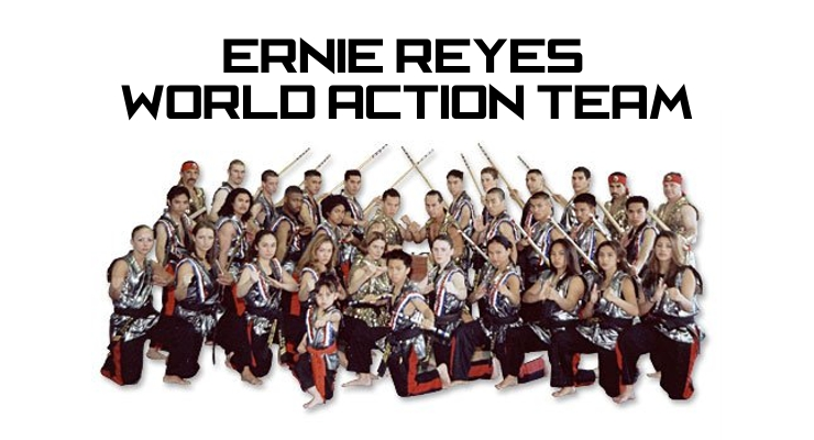 Ernie Reyes' World Action Team